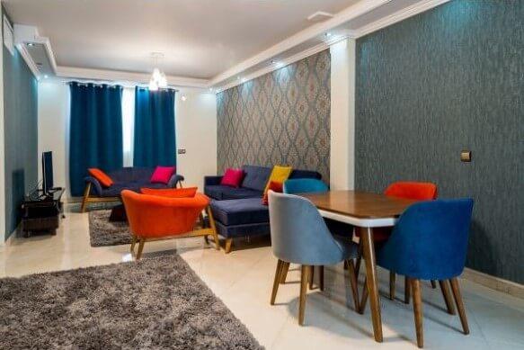 اجاره آپارتمان مبله ارزان در تهران (4)