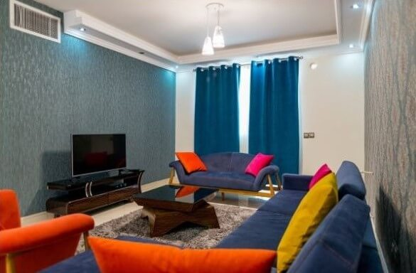 اجاره آپارتمان مبله ارزان در تهران (5)